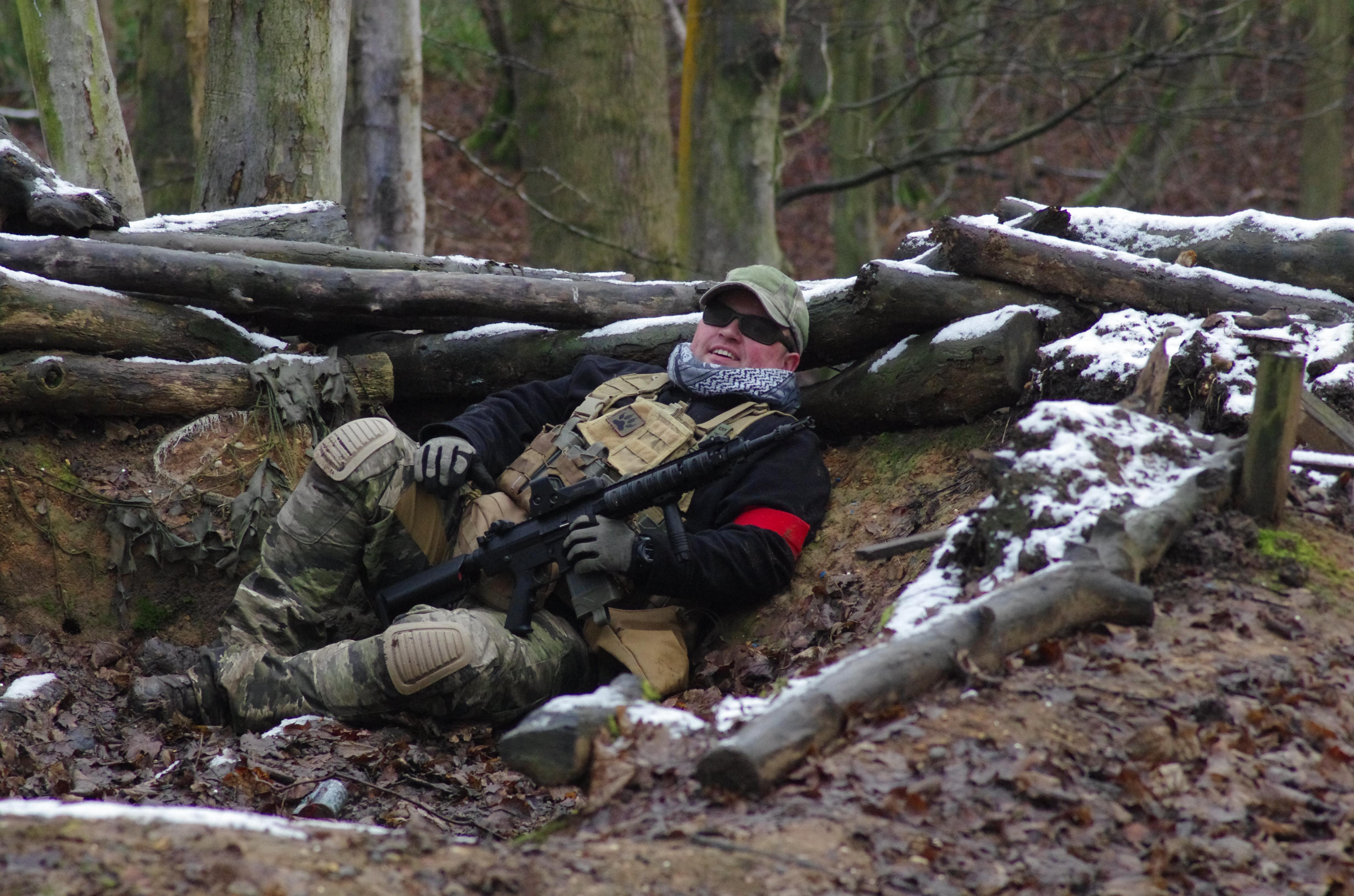 First timer information : Tech Brigade – Airsoft Skirmish