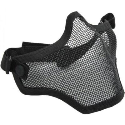 Half face mesh airsoft mask