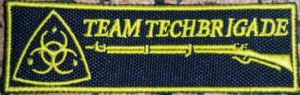 Team Tech Brigade Rifleman Patch